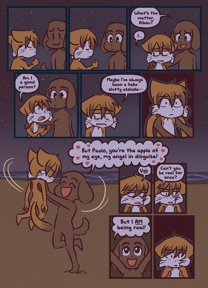 Golden Hour — Page 33