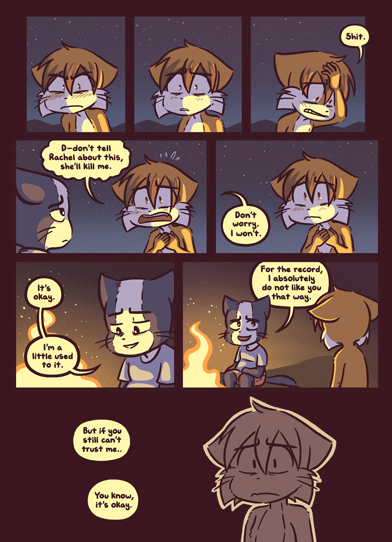 Golden Hour — Page 37