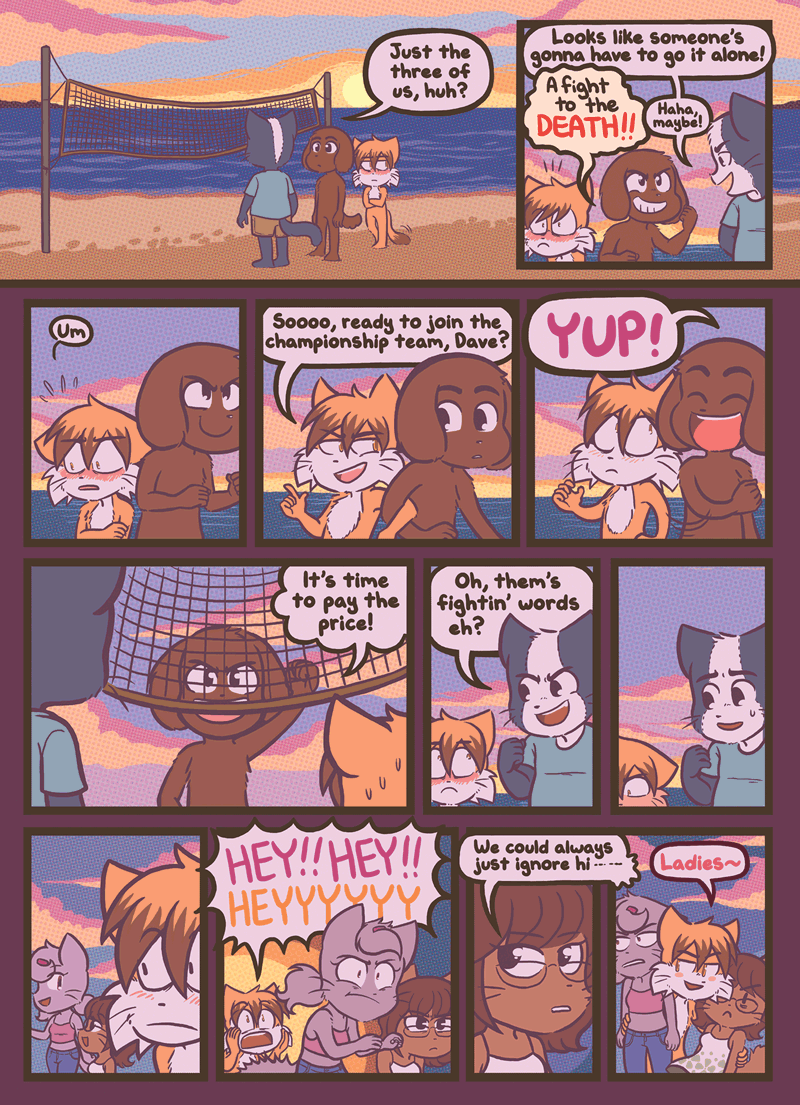 Golden Hour — Page 5