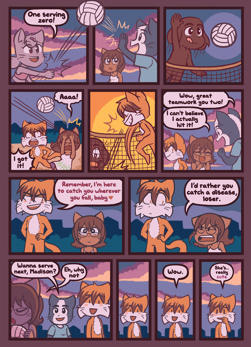 Golden Hour — Page 8