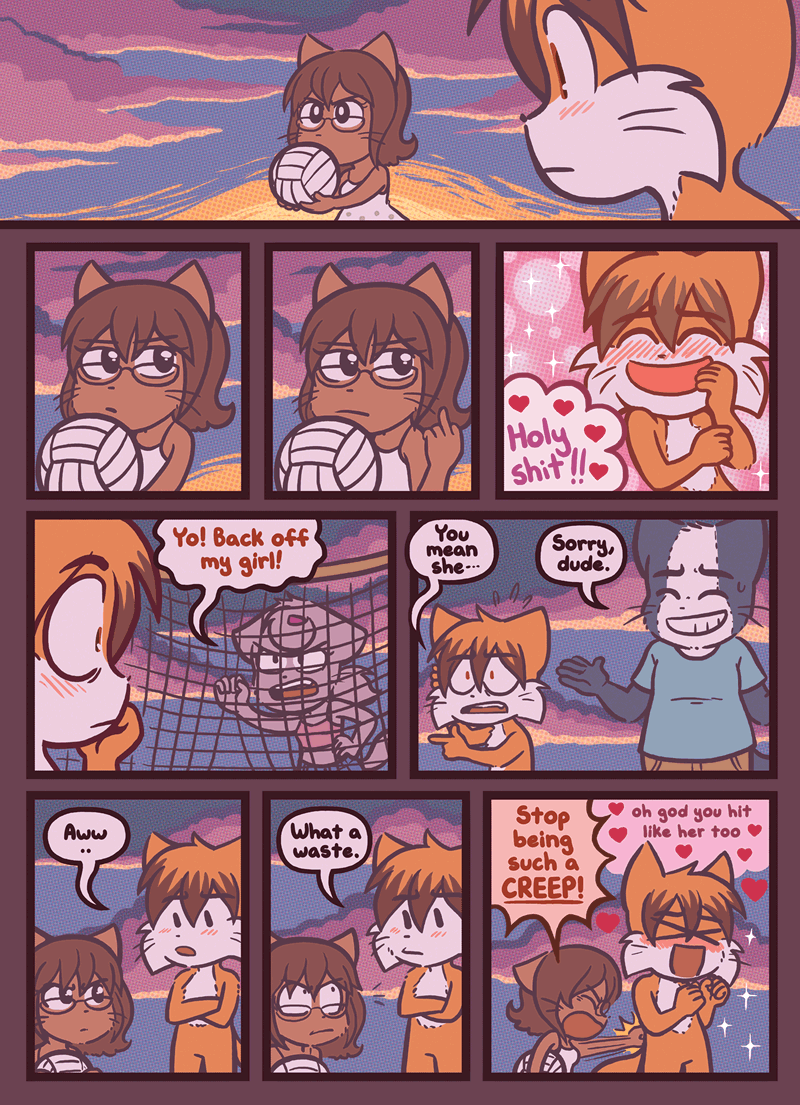 Golden Hour — Page 9