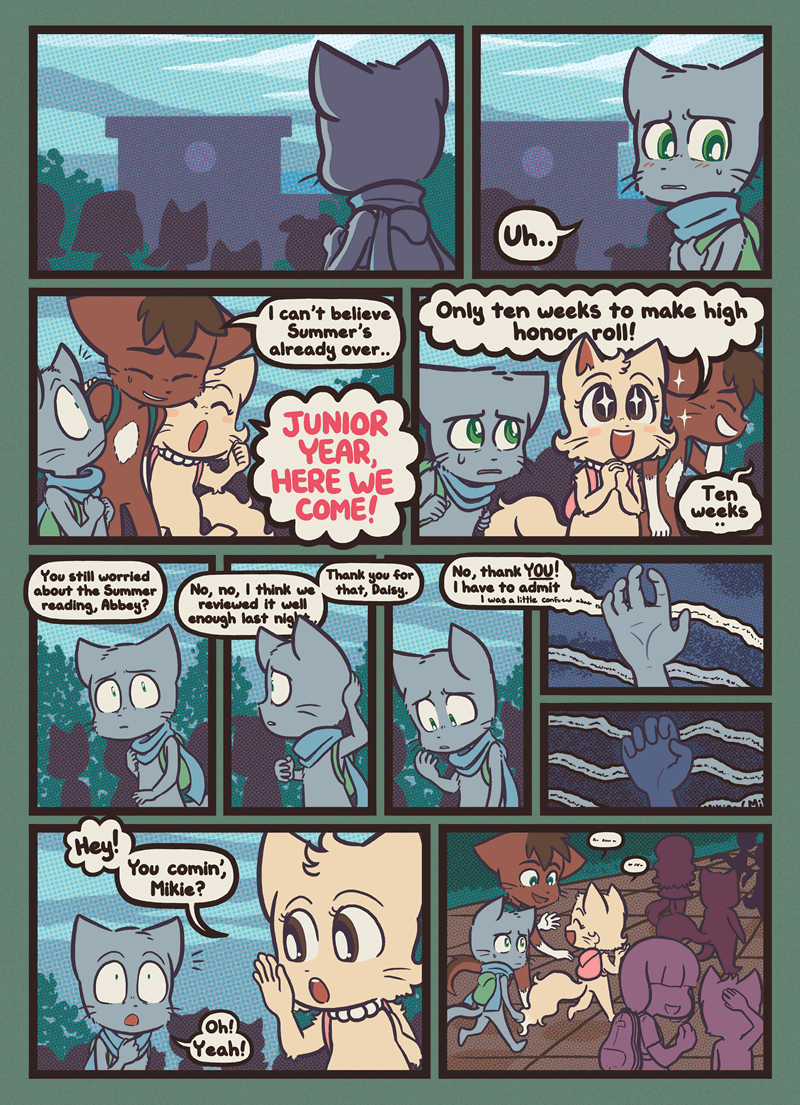 Table for One — Page 1