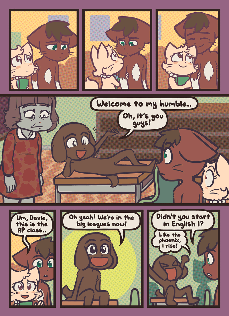 Table for One — Page 18