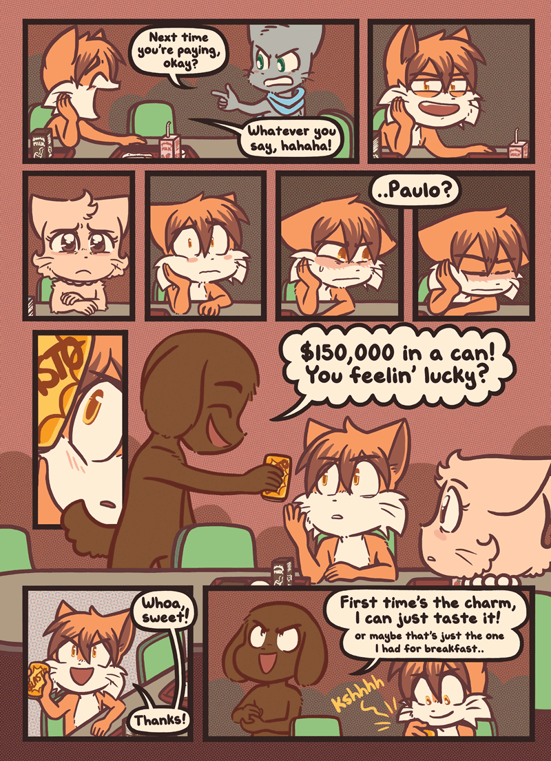 Table for One — Page 8
