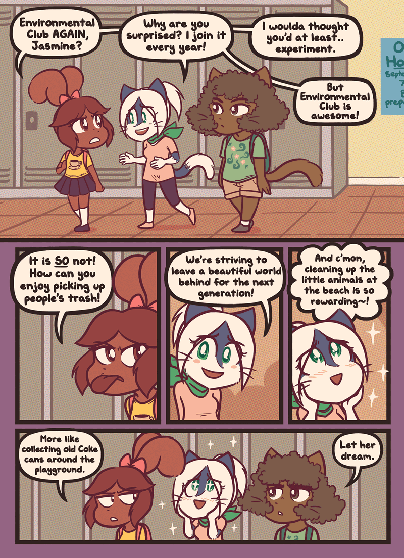 Clean Slate — Page 1