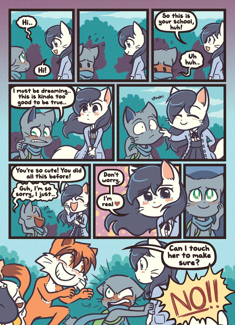 Model Girlfriend — Page 10