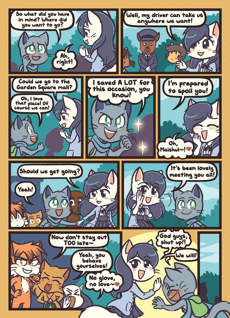 Model Girlfriend — Page 12
