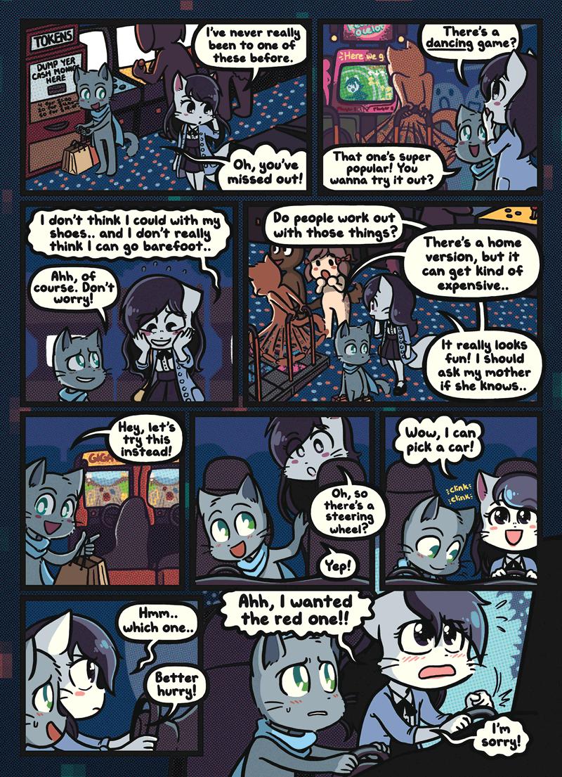 Model Girlfriend — Page 19