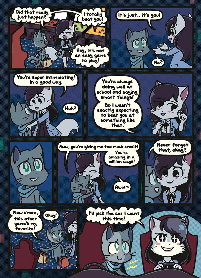 Model Girlfriend — Page 21