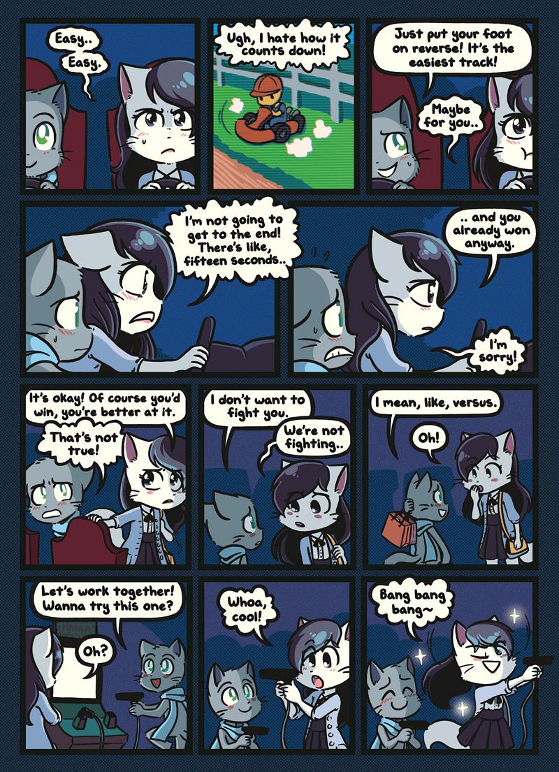Model Girlfriend — Page 22