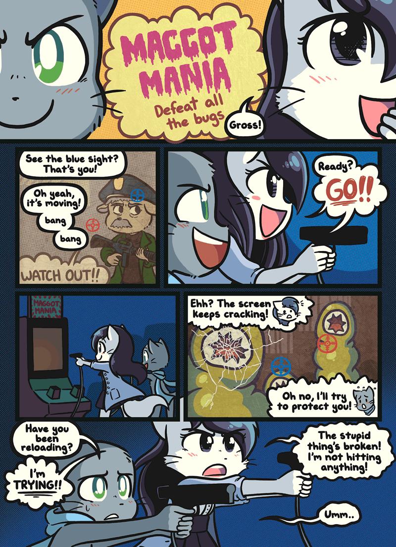 Model Girlfriend — Page 23