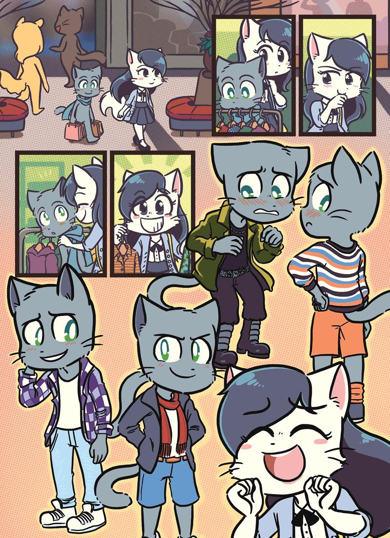 Model Girlfriend — Page 26