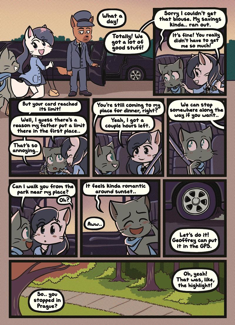Model Girlfriend — Page 27