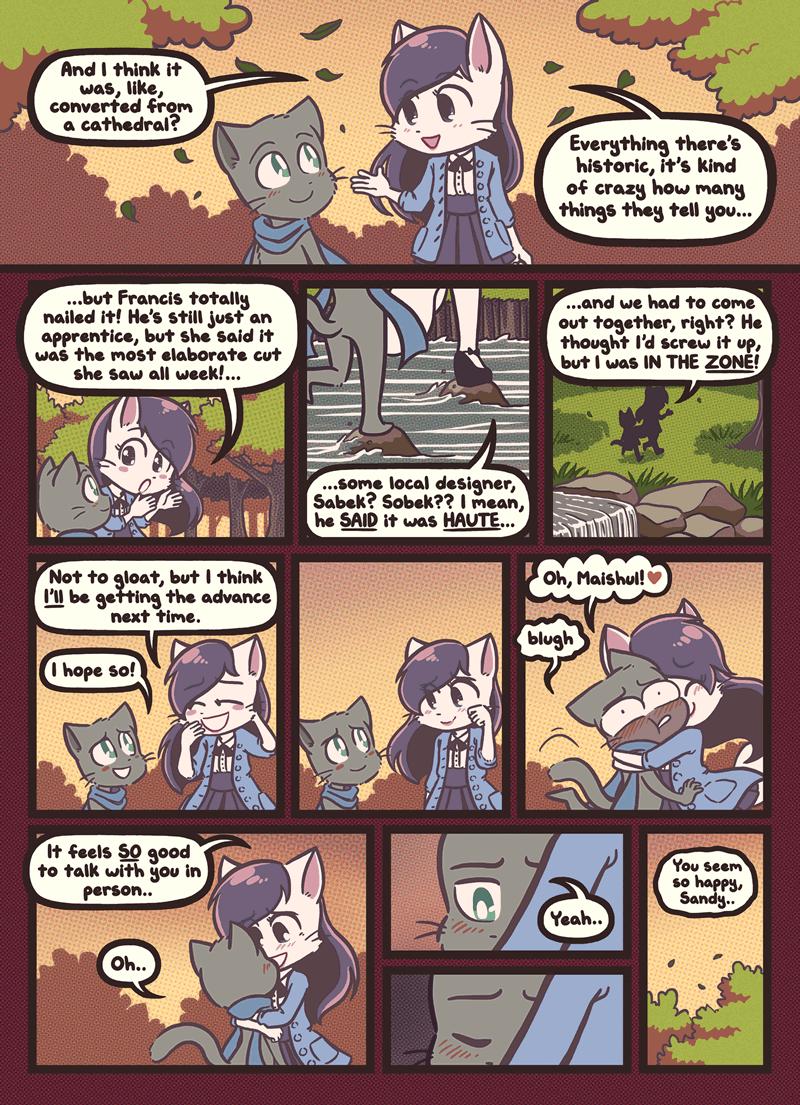 Model Girlfriend — Page 28