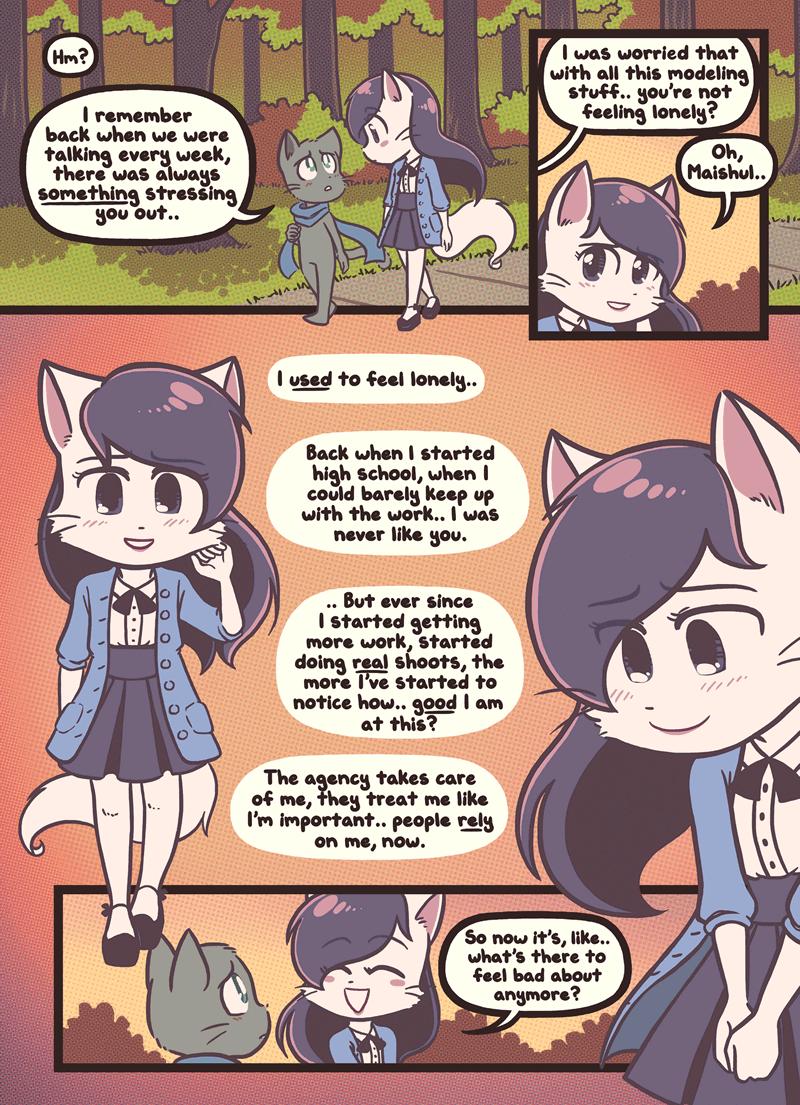 Model Girlfriend — Page 29