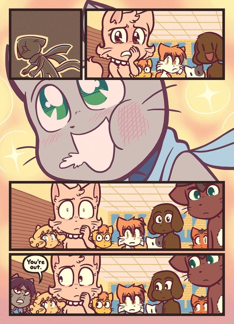 Model Girlfriend — Page 3