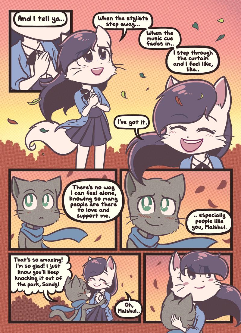 Model Girlfriend — Page 30