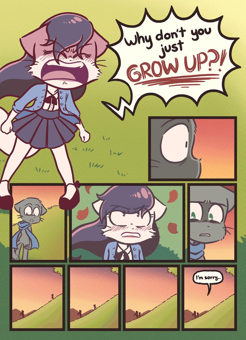 Model Girlfriend — Page 33