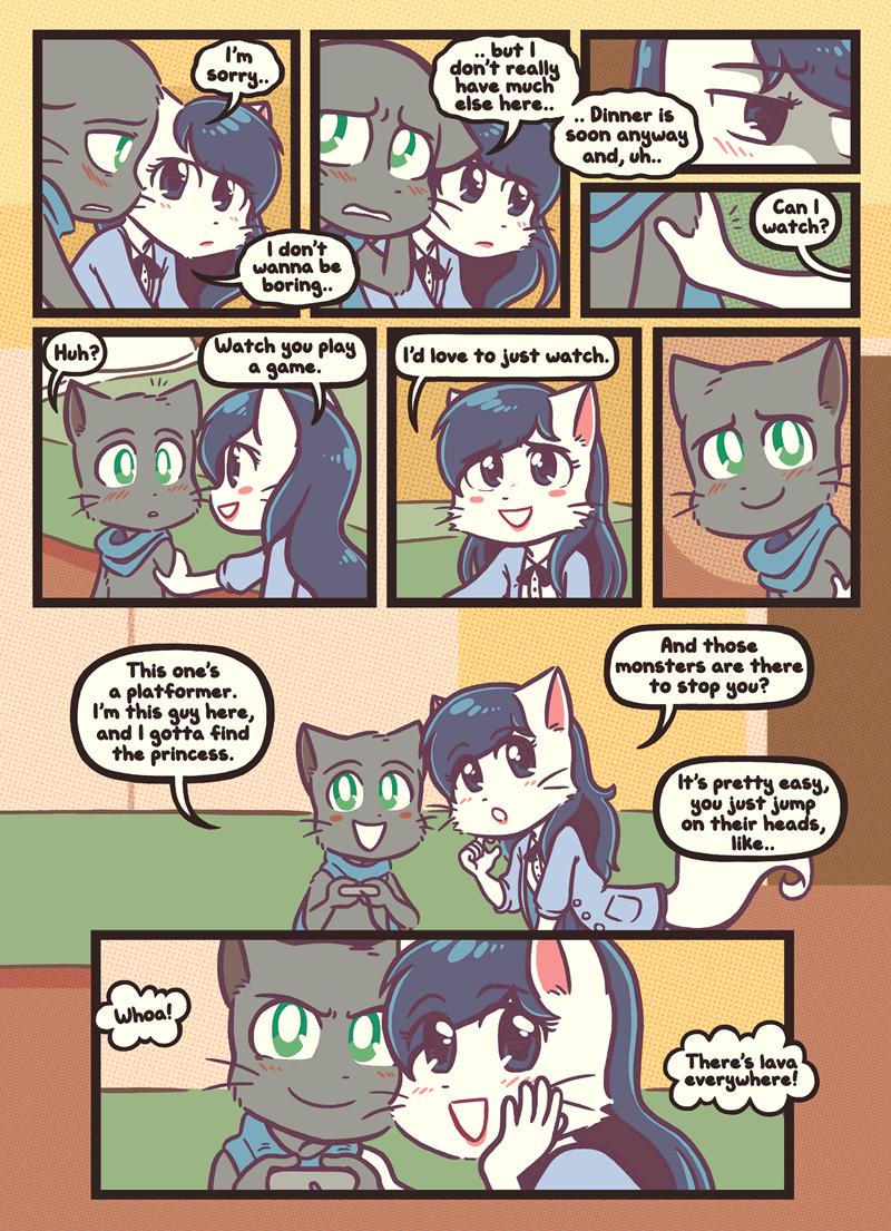 Model Girlfriend — Page 38