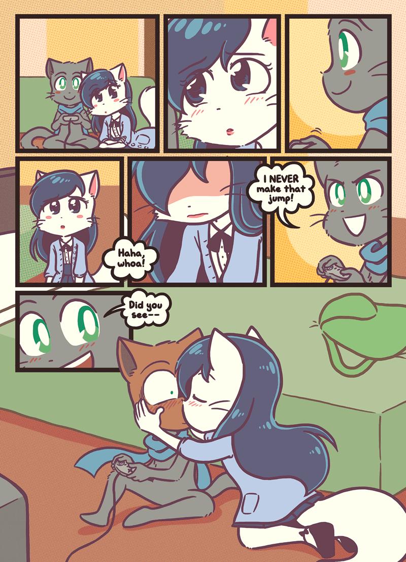 Model Girlfriend — Page 39