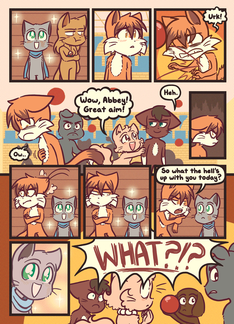 Model Girlfriend — Page 4