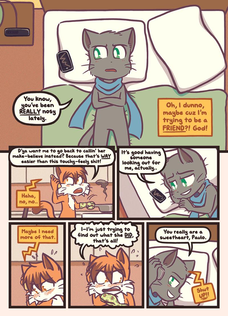 Model Girlfriend — Page 43