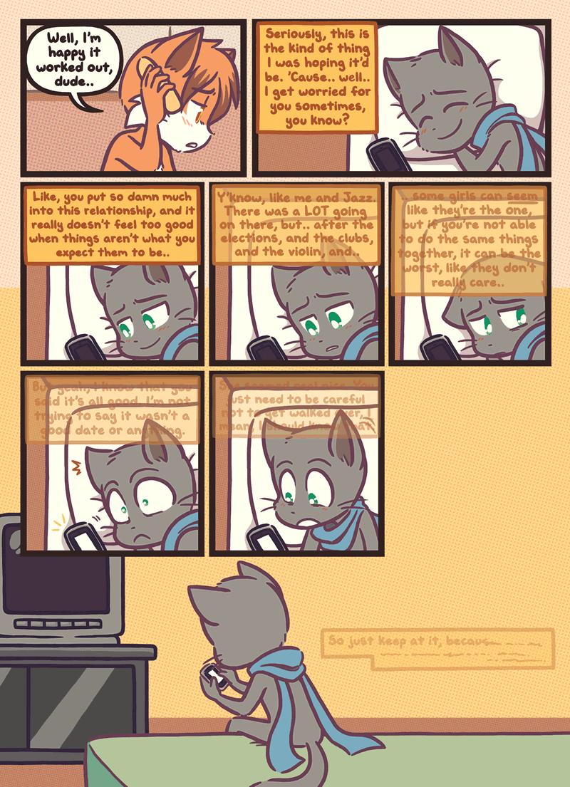 Model Girlfriend — Page 45