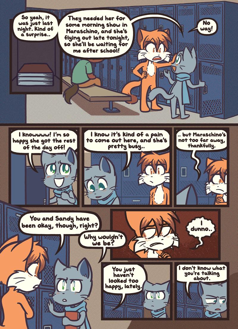 Model Girlfriend — Page 6