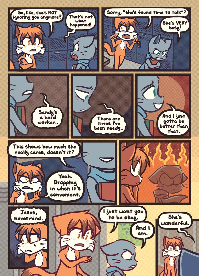 Model Girlfriend — Page 7