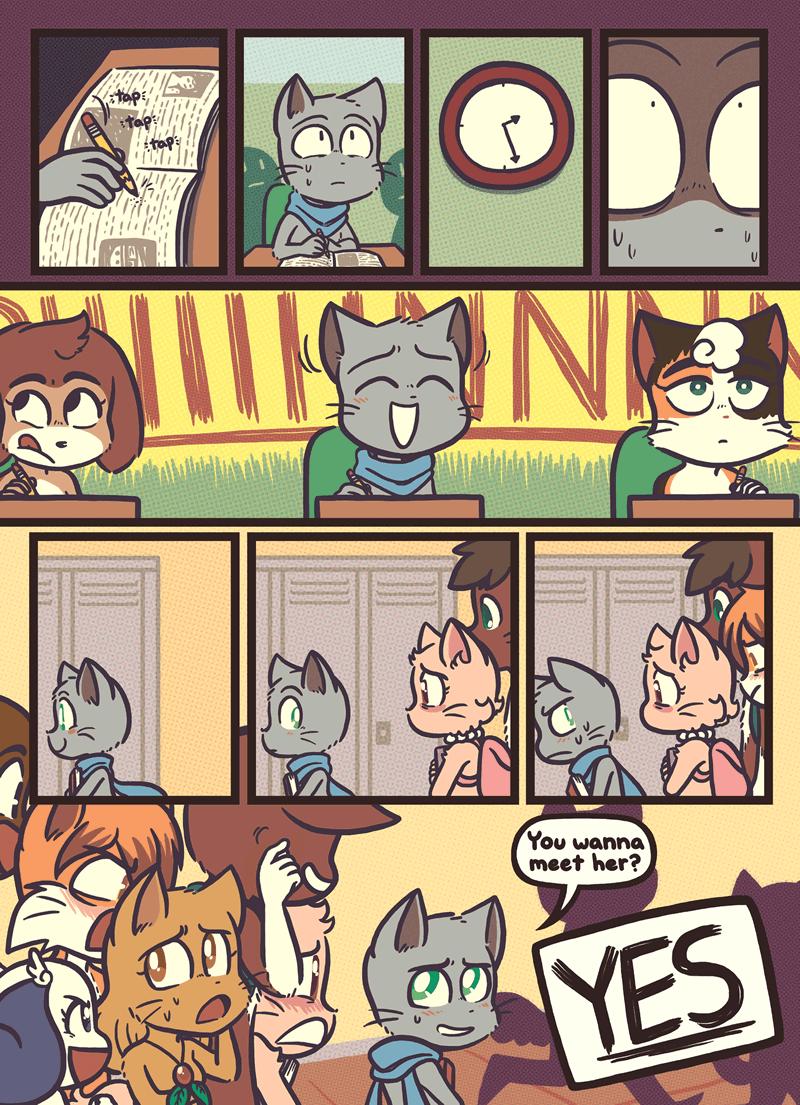 Model Girlfriend — Page 8