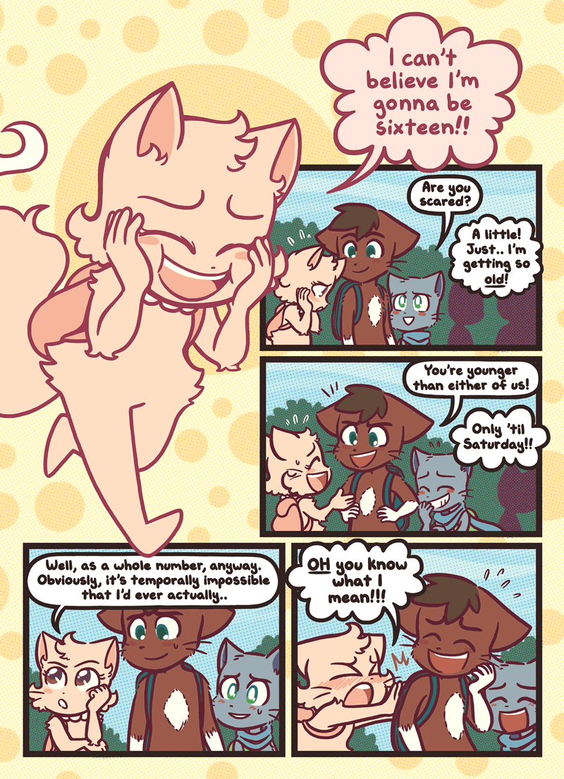Love Again — Page 1