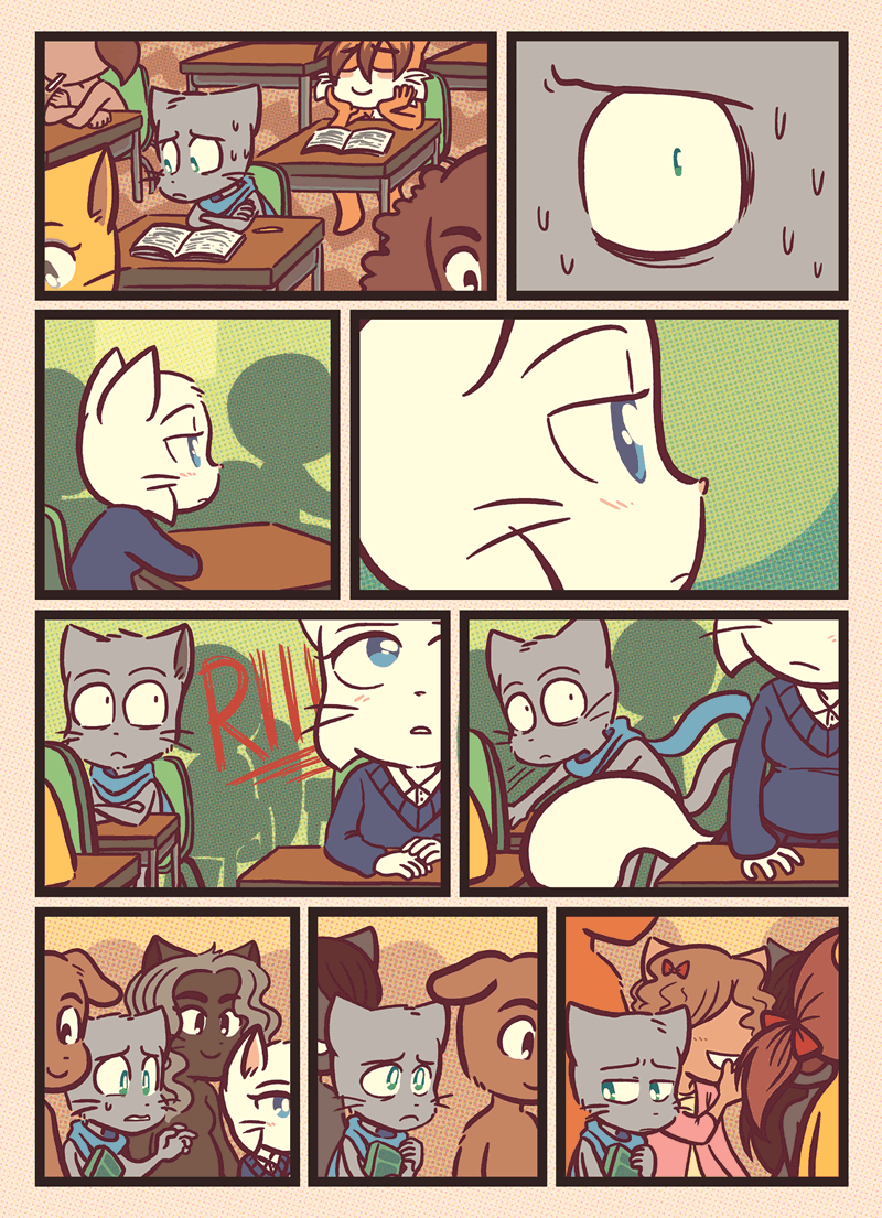 Love Again — Page 11