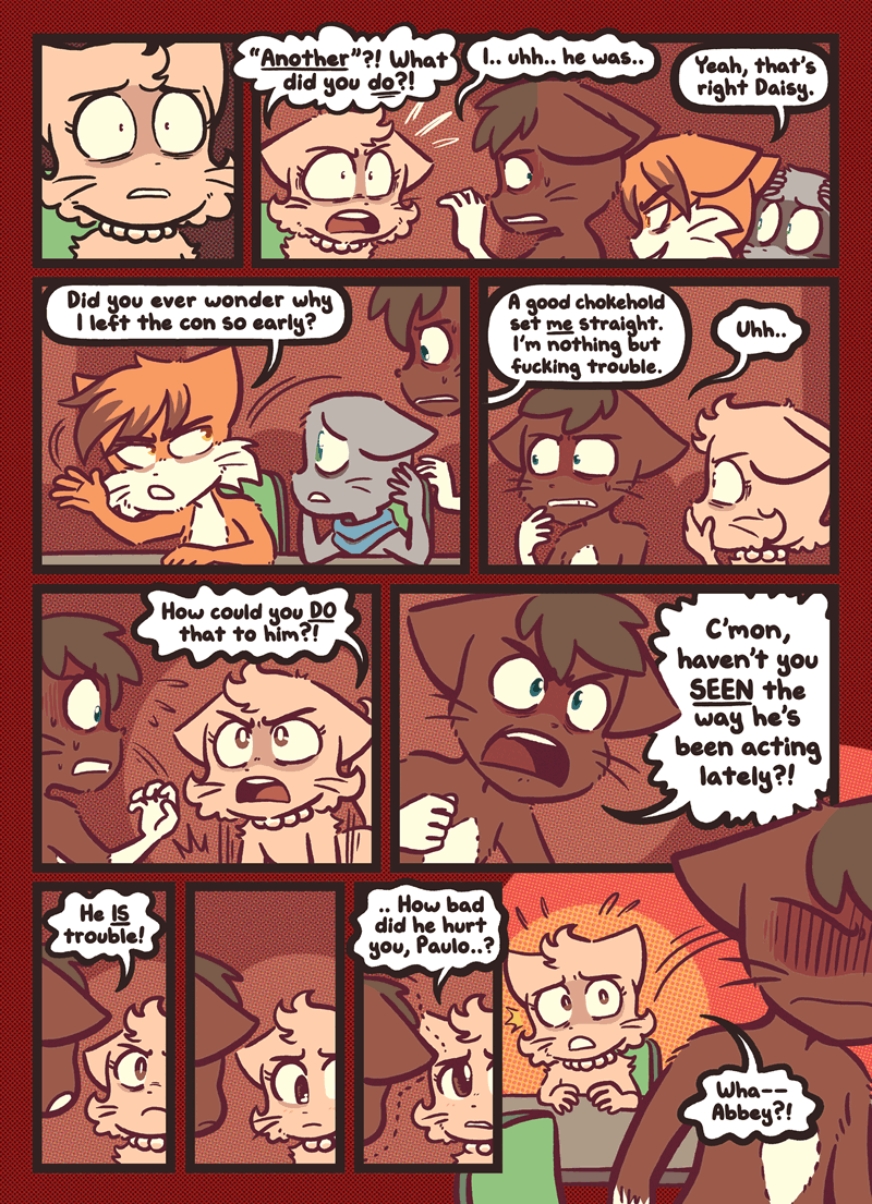 Love Again — Page 16