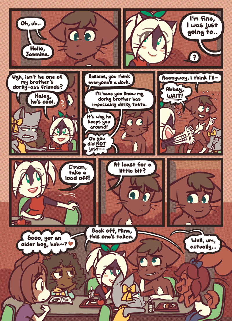 Love Again — Page 19