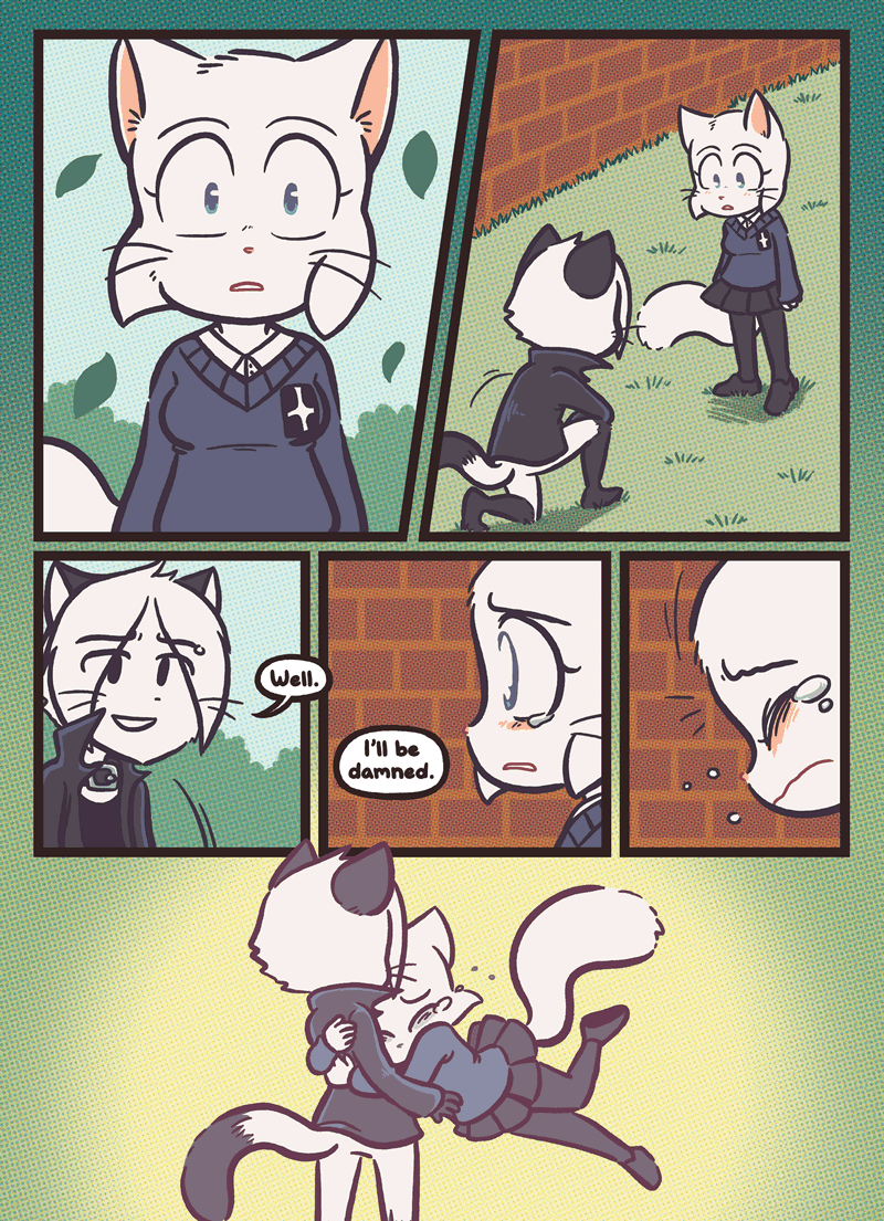 Love Again — Page 21