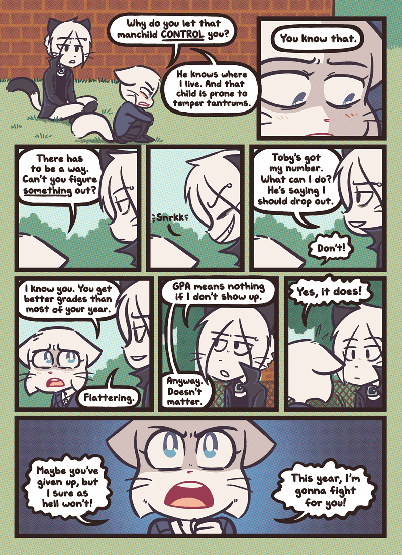 Love Again — Page 23