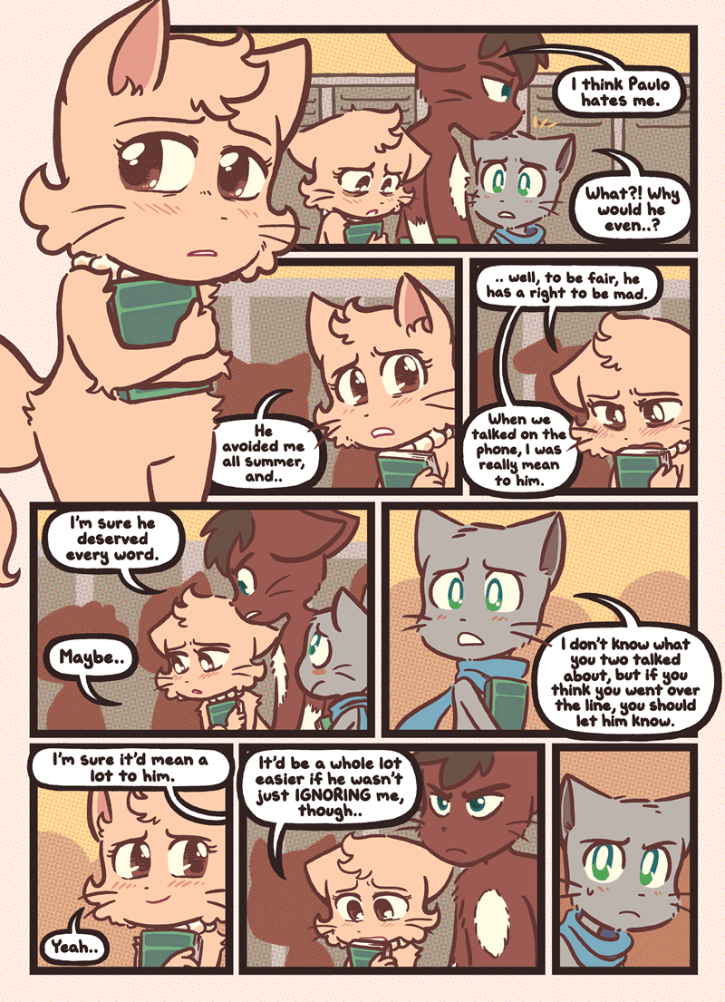 Love Again — Page 5