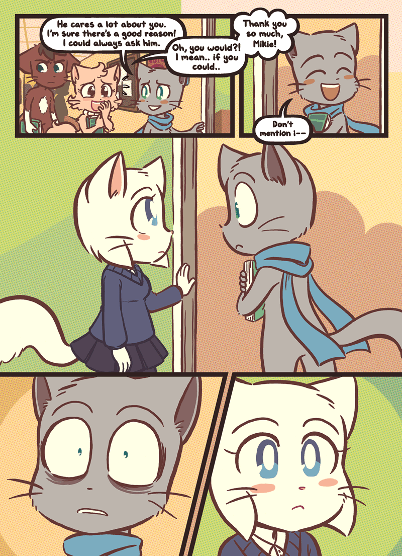 Love Again — Page 6