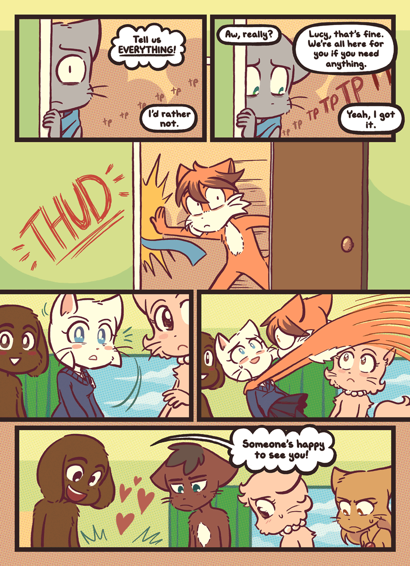 Love Again — Page 8