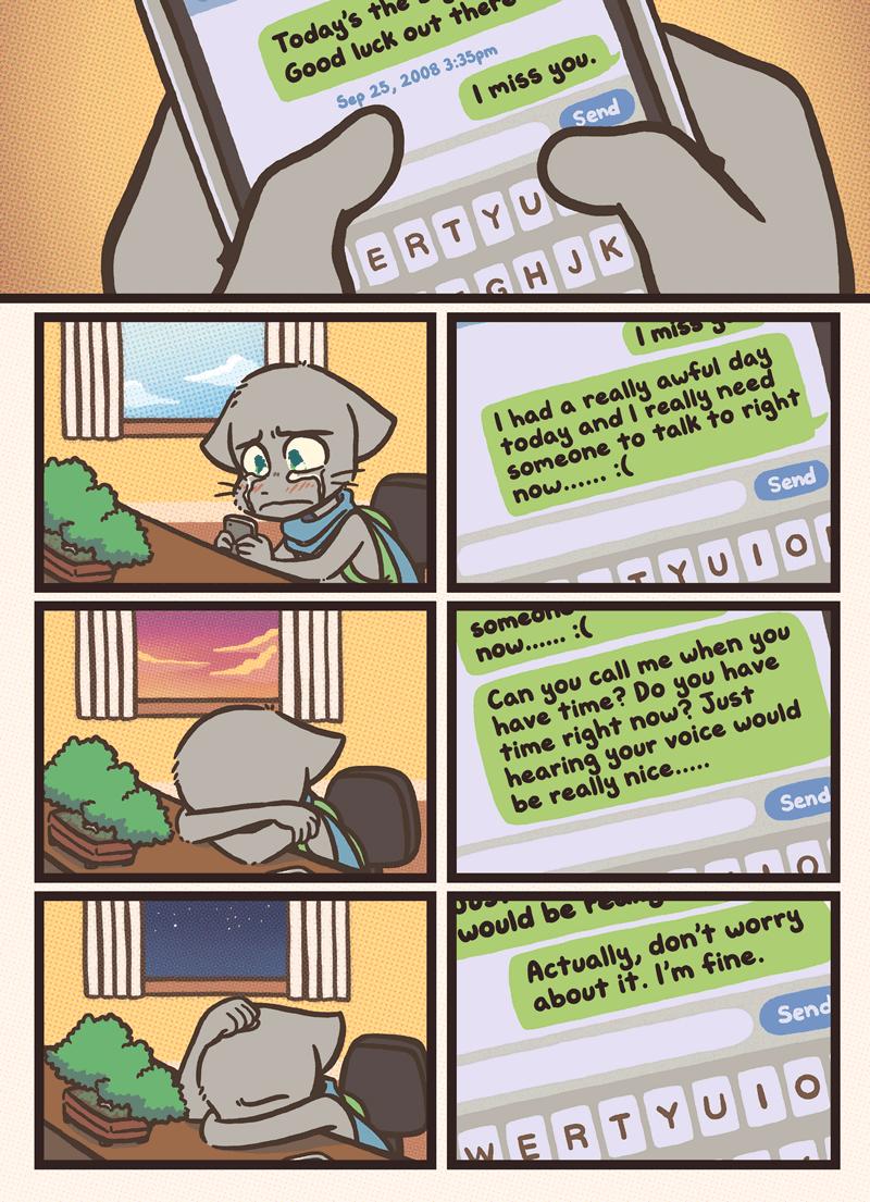 Cut Short — Page 2