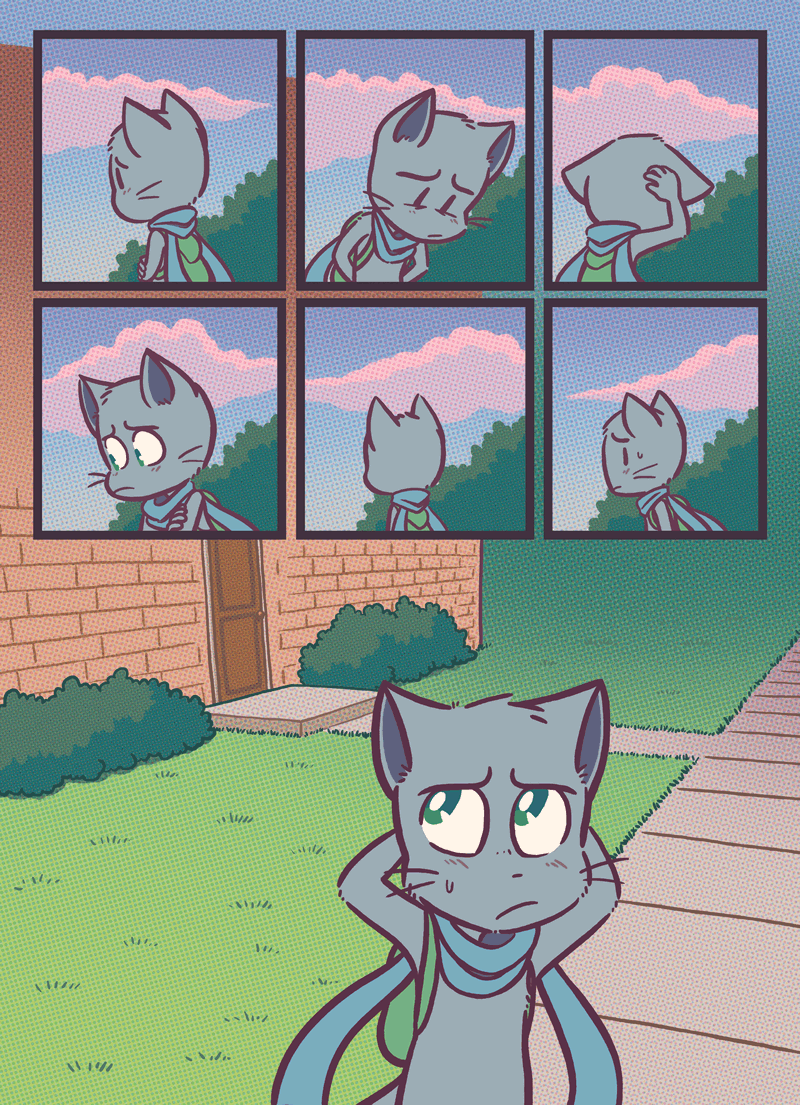 Unspoken Rule — Page 1