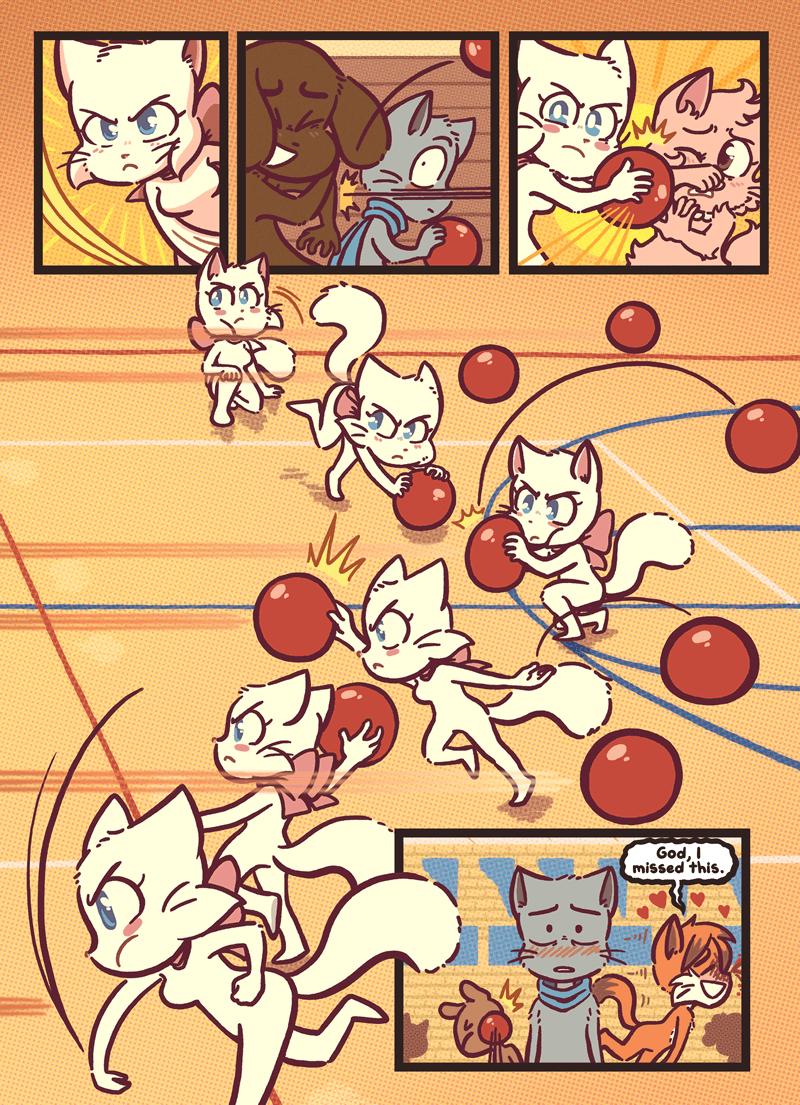 Unspoken Rule — Page 14
