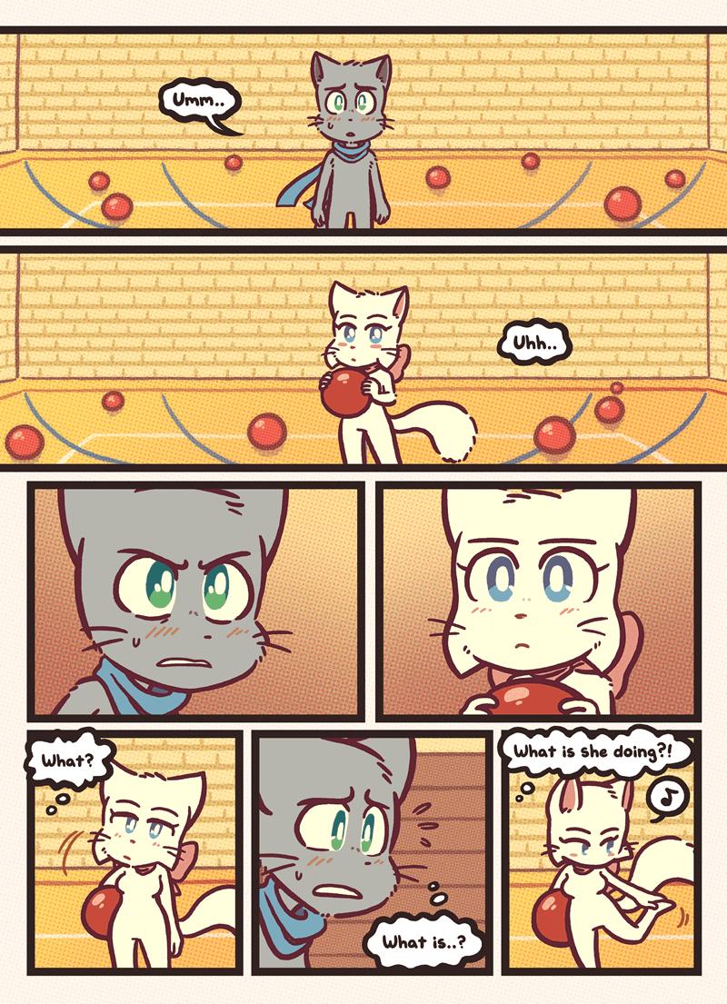 Unspoken Rule — Page 16