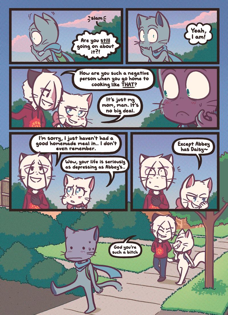 Unspoken Rule — Page 2