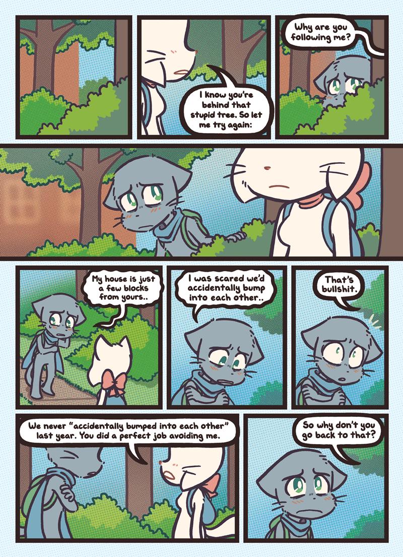 Unspoken Rule — Page 23