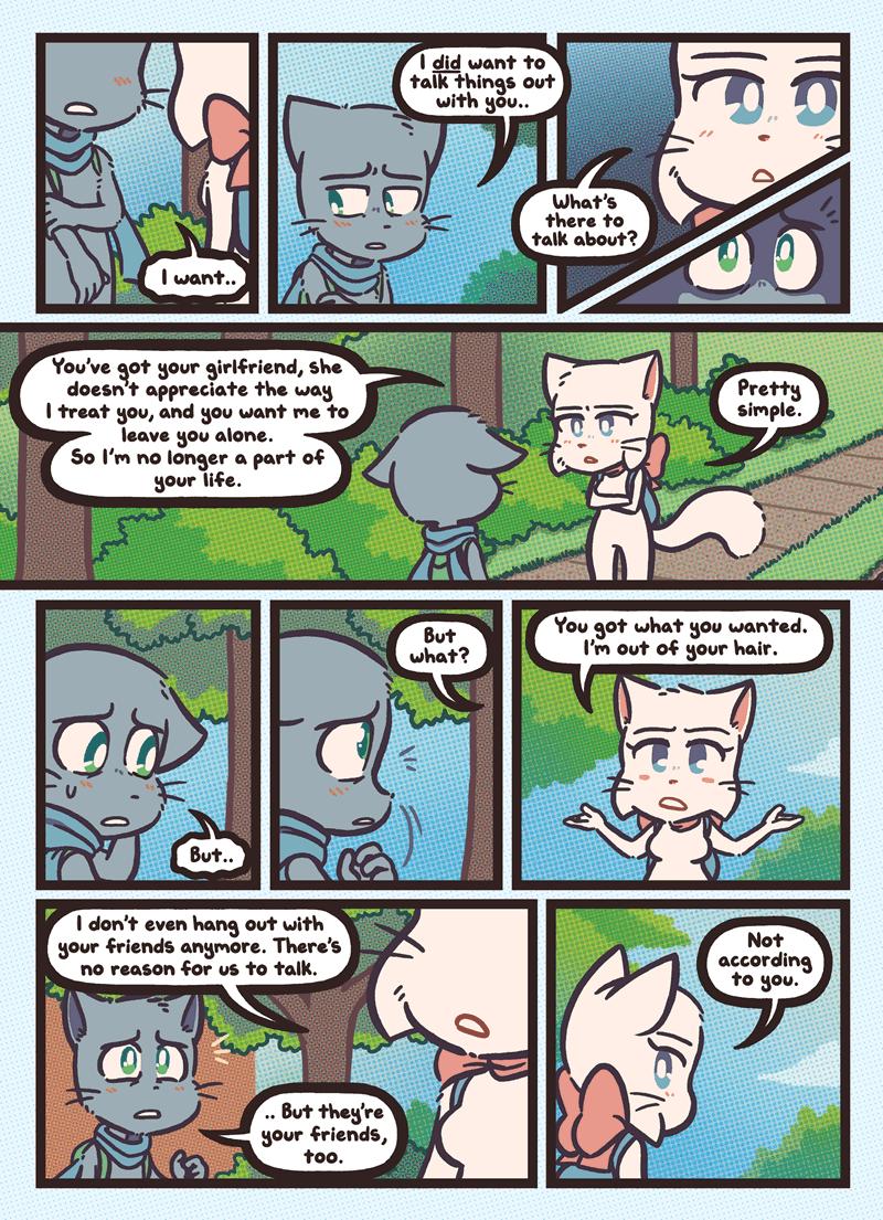 Unspoken Rule — Page 24