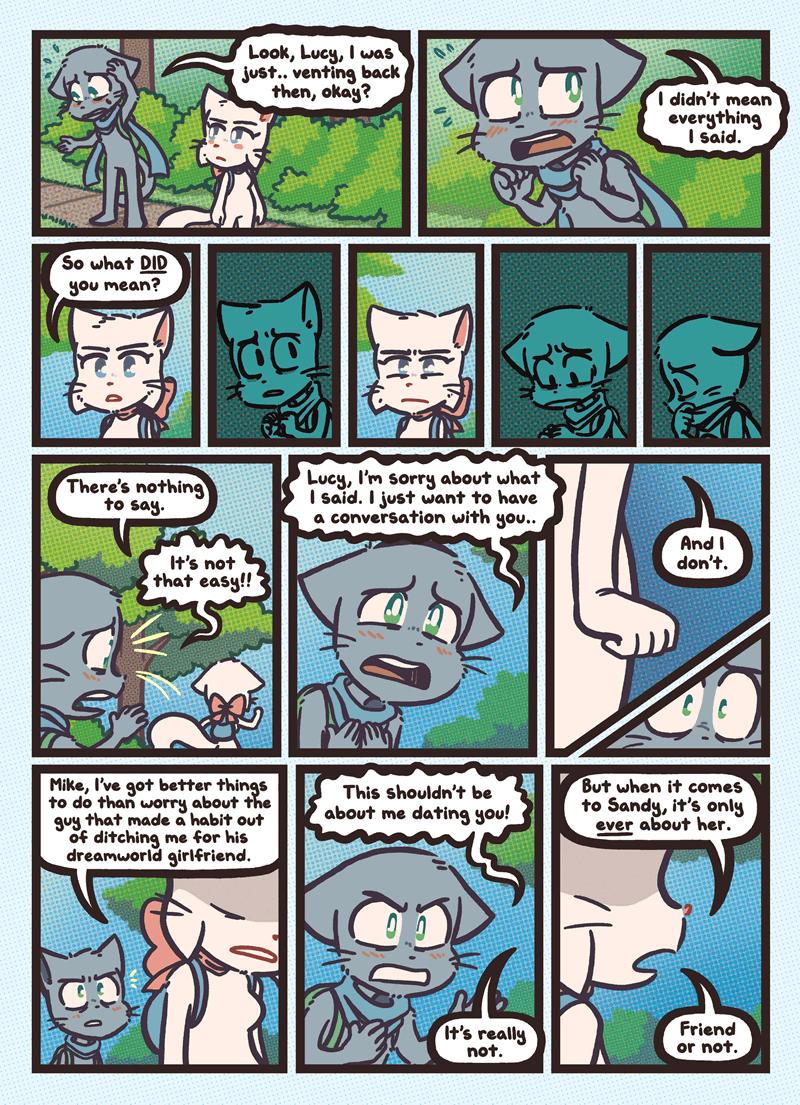 Unspoken Rule — Page 25