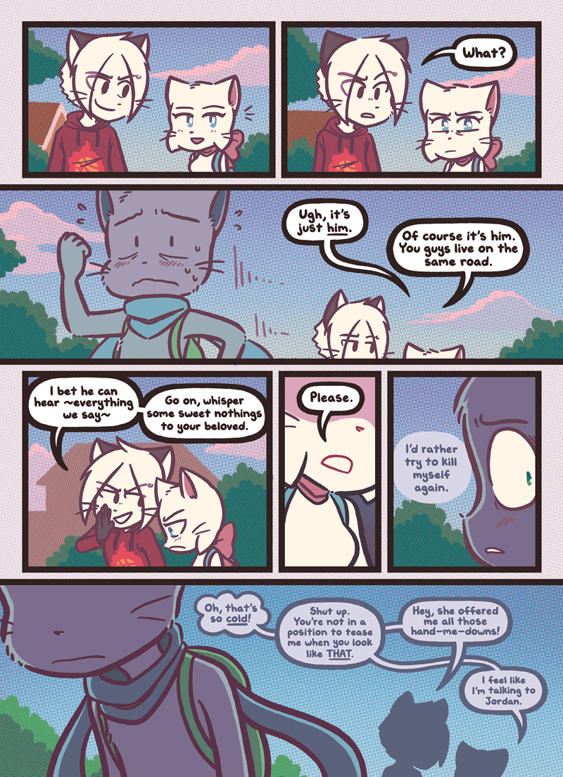 Unspoken Rule — Page 3