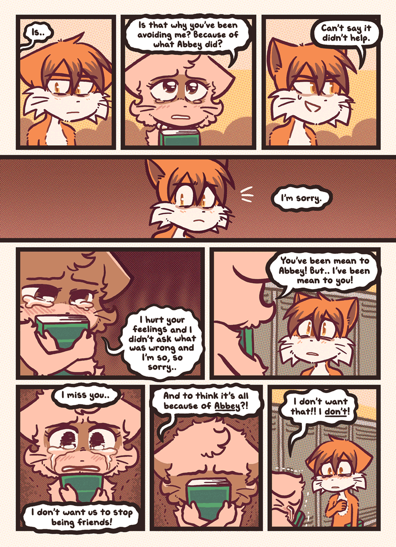 Unspoken Rule — Page 6