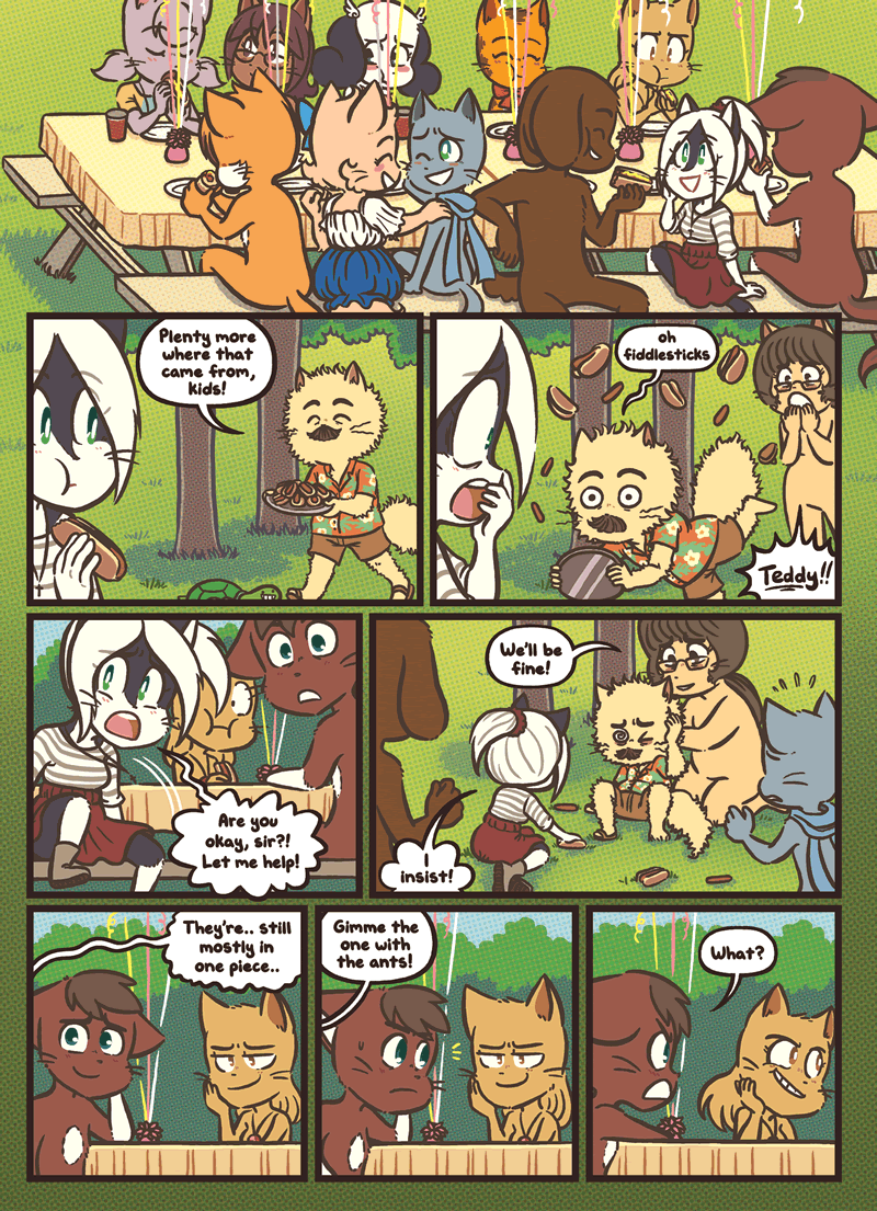 Moments Apart — Page 12